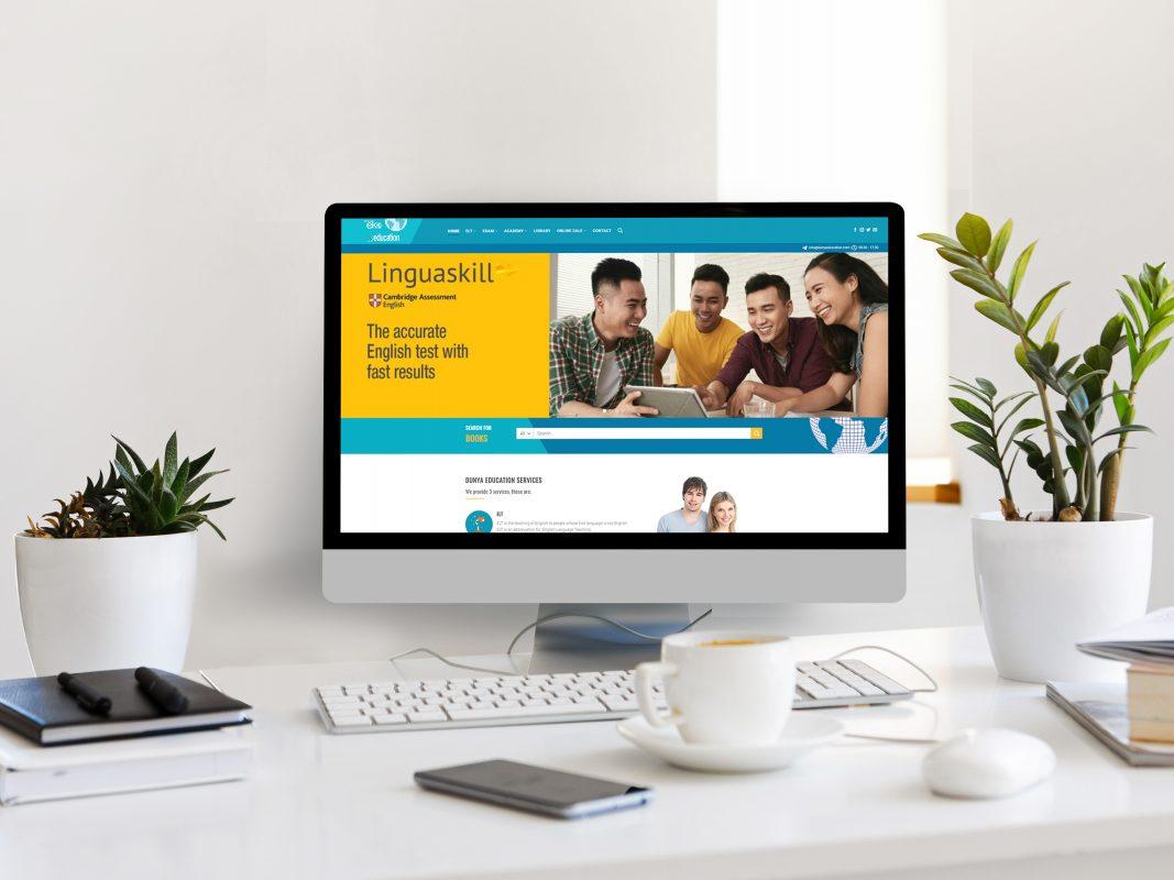 Dünya Eko Web Site Tasarımı